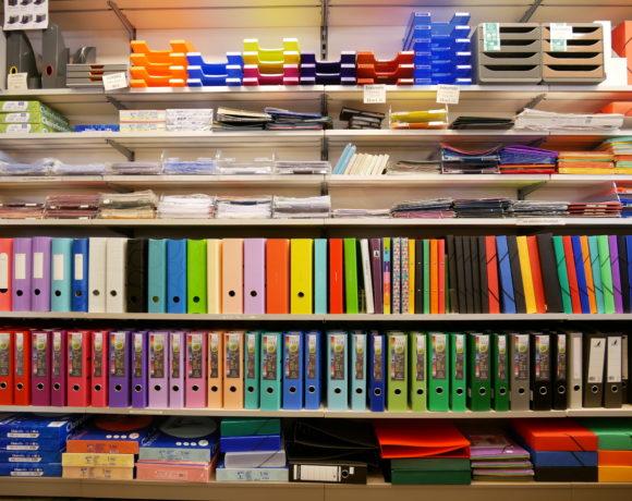 Papeterie Arlon et Virton: large gamme de fournitures scolaires, classeurs, stylos, cahiers