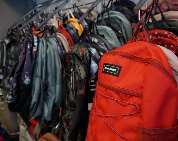 Papeterie Arlon et Virton: large gamme de bagages et de sacs